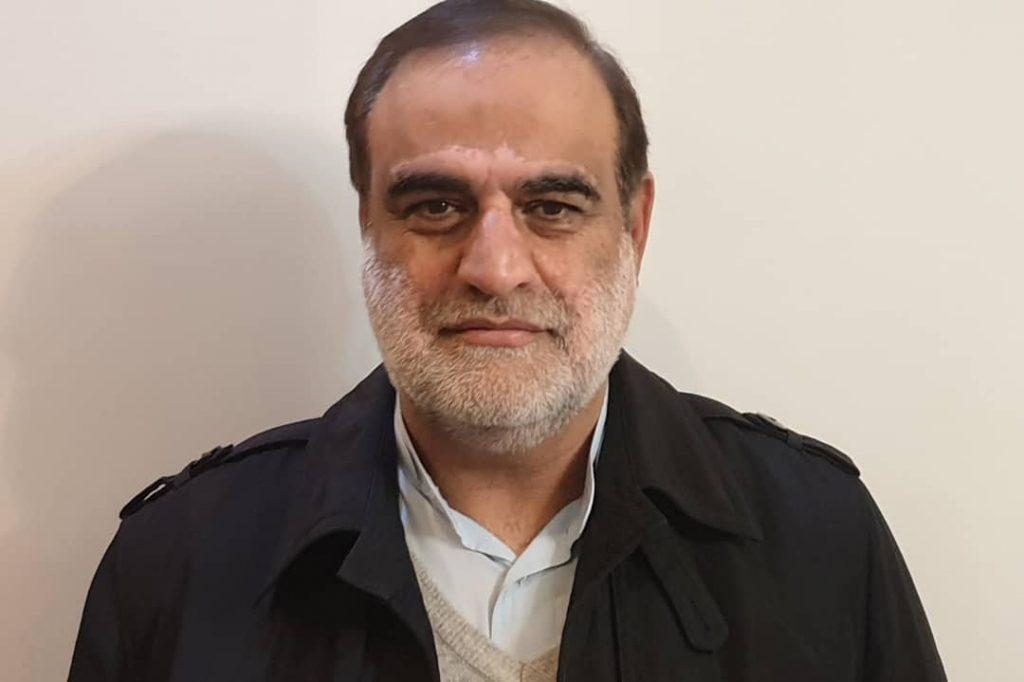 دکتر مجتبی سعادتی، استاد تمام گروه زیست شناسی دانشگاه امام حسین (ع) -- دومین رویداد ملی طراحی و ساخت نانوحسگر های زیستی تشخیص سریع