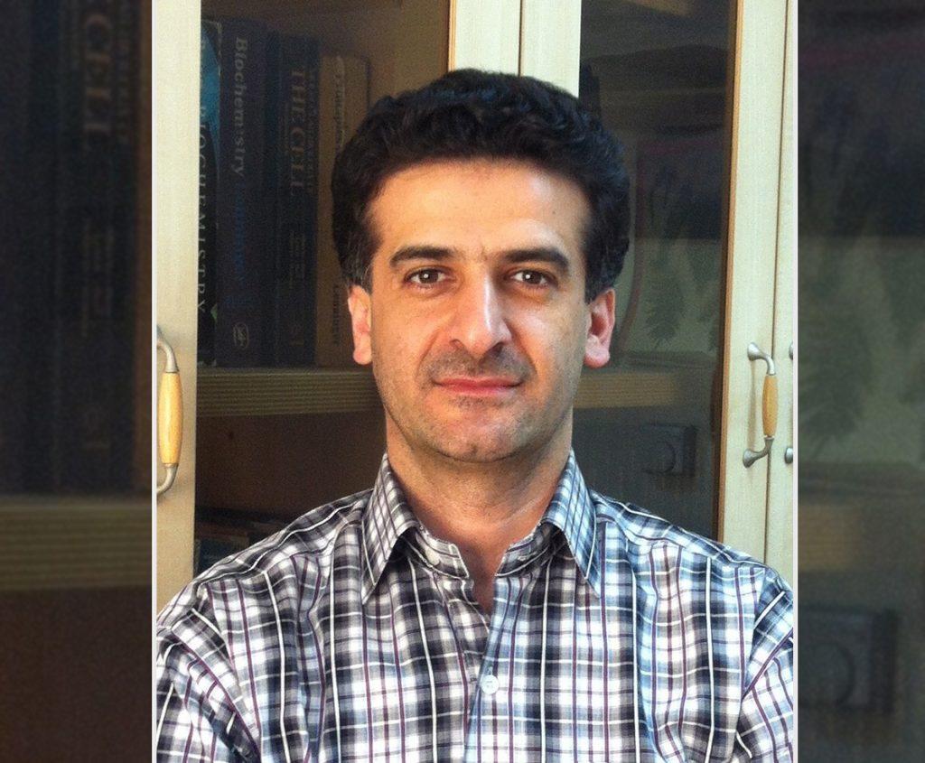 دکتر رضا حسن ساجدی - اولین کنفرانس ملی طراحی و ساخت نانوحسگر های زیستی تشخیص سریع